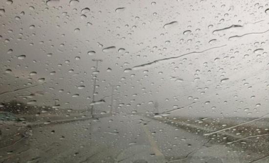 سوف تسجل أكبر كمية هطول للأمطار في جرش خلال 24 ساعة
