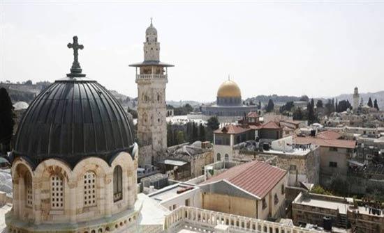 غضب فلسطيني على قرار الاحتلال جباية ضرائب من كنائس القدس