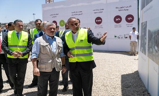الشواربه : باص عمان مجانا لذوي الاحتياجات الخاصة وكبار السن