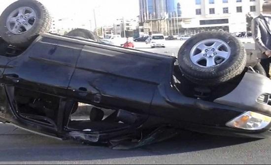وفاة عشريني اثر تدهور مركبة في اربد