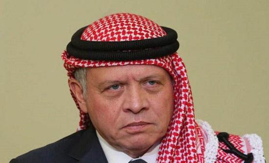 الملك يعزي بوفاة الشيخ خالد بن سلطان بن محمد القاسمي