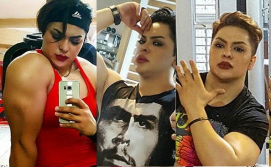 السجن للاعبة كمال أجسام إيرانية بسبب نشر صور…اليكم التفاصيل