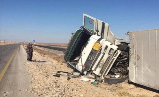 وفاة و5 إصابات بحادثي سير في اربد وجرش