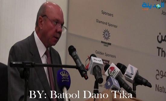 رئيس مجلس الأعيان يستهجن صمت المجتمع الدولي حول الجرائم الاسرائيلية