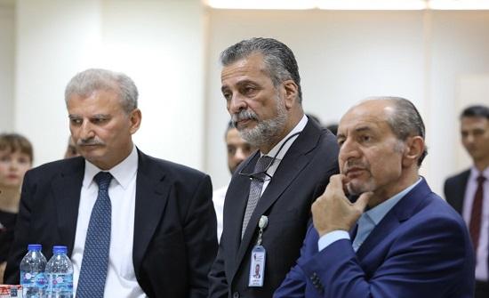 إشهار المقر الدائم للمنظمة العربية للإدارات الانتخابية بعمان