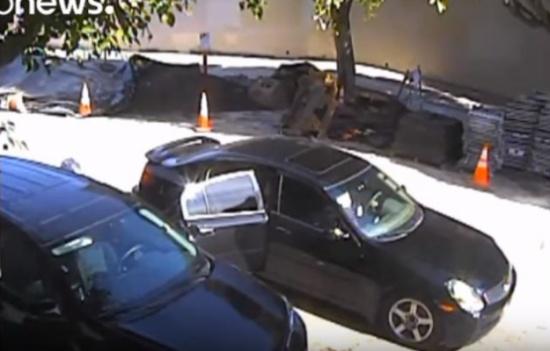 بالفيديو: عملية سطو مسلح تتحول لمواجهة مع الشرطة في أمريكا