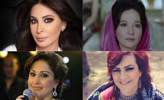 بالصور : نجمات عرب عانين من سرطان الثدي.. بعضهن انتصرن عليه