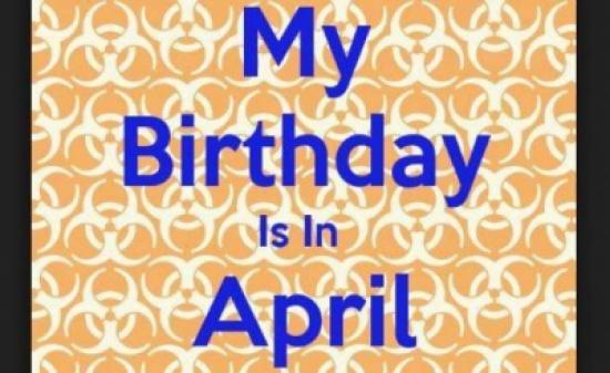 ويطلق الإنجليز على اليوم الأول من شهر ابريل اسم