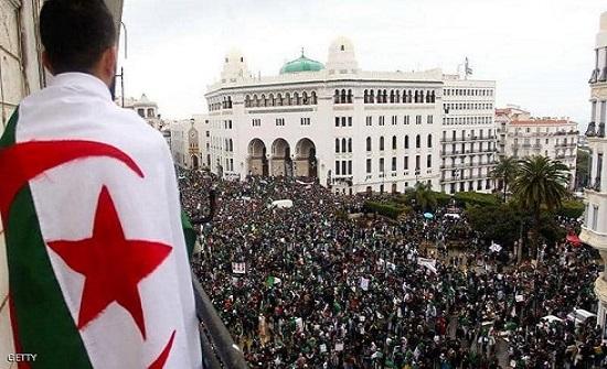 قائد جديد لقوات الدرك الوطني في الجزائر