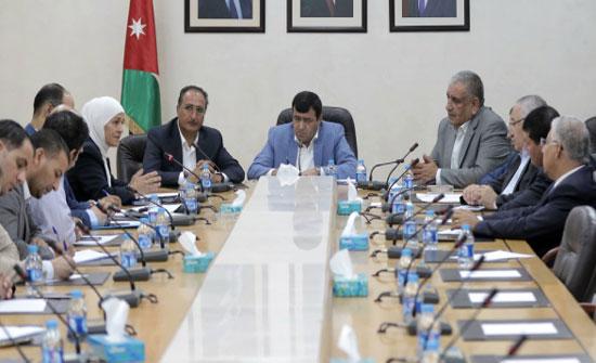 لجنة النزاهة والشفافية تواصل اجتماعاتها