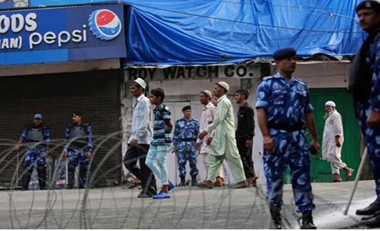 الهند تشدد إجراءاتها على كشمير في العيد وتغلق أكبر مساجدها