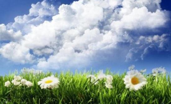 الجمعة : طقس ربيعي دافئ