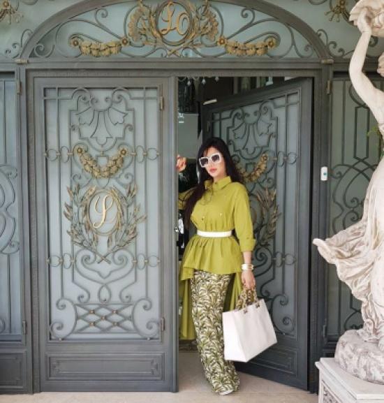 شاهد.. كيف ردّت لجين عمران بعد تعرضها للإنتقادات بسبب تكرار إرتدائها للملابس ذاتها!