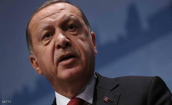"""أردوغان: نمارس """"الإحماء"""" في عفرين والحملات الكبيرة قادمة"""