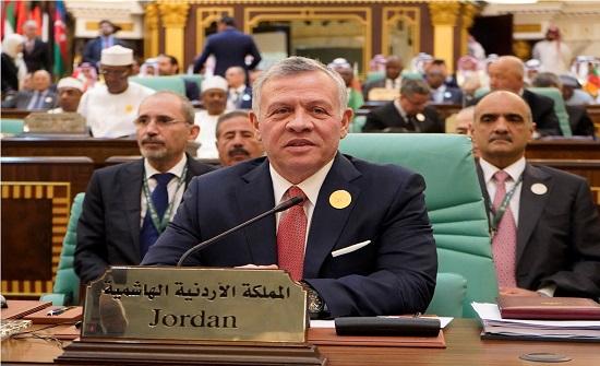 بالفيديو : الملك يلقي كلمة الاردن في القمة الإسلامية بمكة
