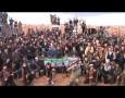 """النصرة تشن هجوما على لواء اليرموك بعد مبايعته """" داعش """" بالقرب من الحدود مع الأردن"""