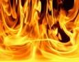 إخماد حريق ملابس في عمان