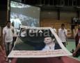 بالصور: مئات الأردنيين في قصر الرياضة يتضامنون مع الأمير علي