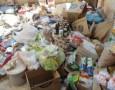 ضبط واتلاف 1.5 طن اغذية منتهية الصلاحية بالمفرق
