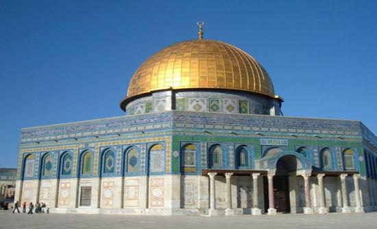 الاحتلال الإسرائيلي يرتكب 75 انتهاكا للمسجد الأقصى والحرم الإبراهيمي خلال تموز