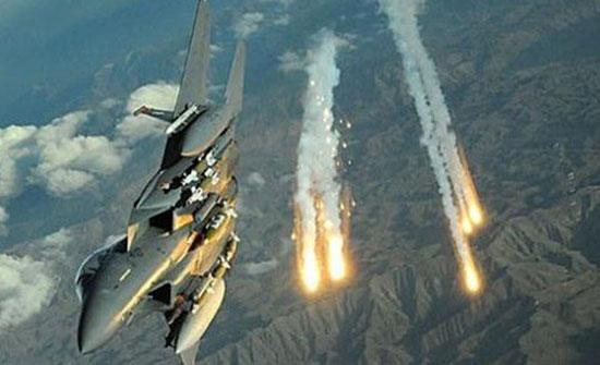 التحالف: استهدافات نوعية لأهداف عسكرية حوثية بالحديدة