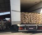 لبنان يحبط تهريب مليون حبة مخدرة للأردن بشحنة بطاطا