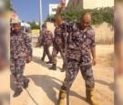 """السيطرة على """"حنش"""" بمنزل في """"أبو نصير"""" طوله5ر2 متر"""