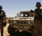 الجيش: احباط تسلل مركبة عثر بداخلها على مواد تستخدم لاعمال غير مشروعة