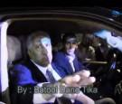 فيديو للذكرى والعبرة : النسور يعود الى منزله في زفة سيارات بعد التكليف الأول