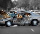 وفاة طفل واصابة 4 من عائلة واحدة بحادث تدهور على الطريق الصحراوي