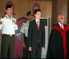 ولي العهد يرعى حفل تخريج الفوج 28 من تلاميذ الجناح العسكري في مؤتة