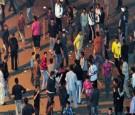 وفاة  بضربة على الرأس خلال مشاجرة في إربد والقبض على 30 مشاركاً