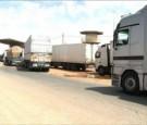 مصدر اقتصادي : التصدير من الأردن إلى فلسطين متوقف وإغلاق حدود العراق وسوريا  تسبب بخسارات كبيرة