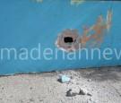 بالصور : البحث عن 3 قذائف سورية سقطت في الرمثا