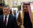 العاهل السعودي ووليا العهد يهنئان الملك عبد الله الثاني في عيد الاستقلال