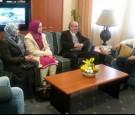 الخارجية الأردنية تؤكد سلامة النجار وتنسق لزيارته من قبل ذويه
