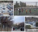 حدائق الحسين تستقبل 15 الف زائر الجمعه الماضية
