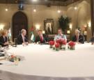الملك يبحث مع وفد من الكونغرس الأمريكي العلاقات الثنائية والأوضاع في المنطقة