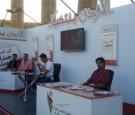 زاوية في مهرجان جرش ... للتعريف بالعملية الانتخابية