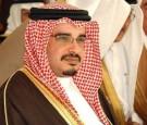 نائب ملك البحرين يشيد بالعلاقات المتينة مع الاردن وبمواقفه المشرفة