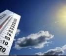 ارتفاع الحرارة وطقس صيفي اعتيادي