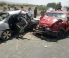 وفاة وإصابتان جراء حادث تدهور بالمفرق