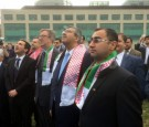 رفع العلم الأردني وسط العاصمة الكندية تكريما للأردن في عيد إستقلاله