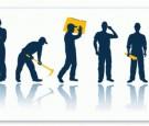 وقف استقدام العمالة الوافدة باستثناء قطاعين