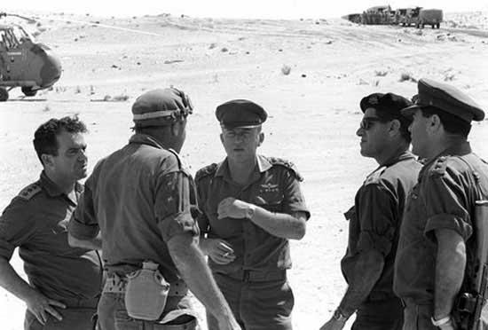 إسرائيل تكشف تفاصيل مذبحة المصريين عام  1956
