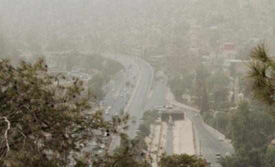 الجمعة : انخفاض درجات الحرارة وتحذير من الغبار بالمناطق الشرقية