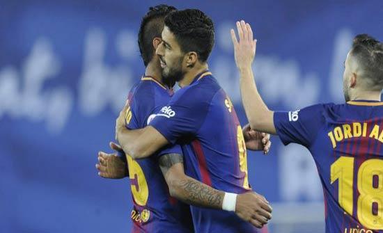 إصابة جديدة في صفوف برشلونة