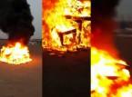 مطرب سعودي يحرق أعماله الغنائية ابتغاء مرضاة الله