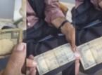شاهد.. سعودي يعرض على شخص مبلغ ضخم مقابل بيع 10 ريال قديمة