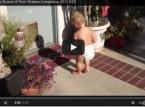 بالفيديو- ماذا فعل هؤلاء الأطفال عندما شاهدوا ظلّهم لأول مرة؟؟